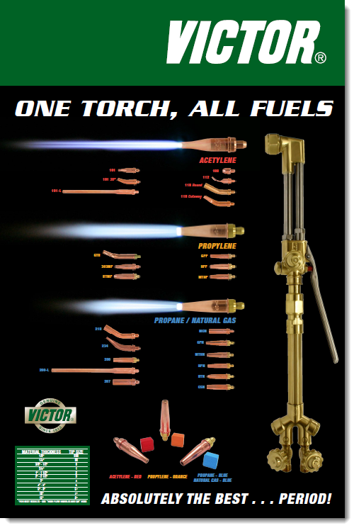 Graphic of One Torch All Fuels