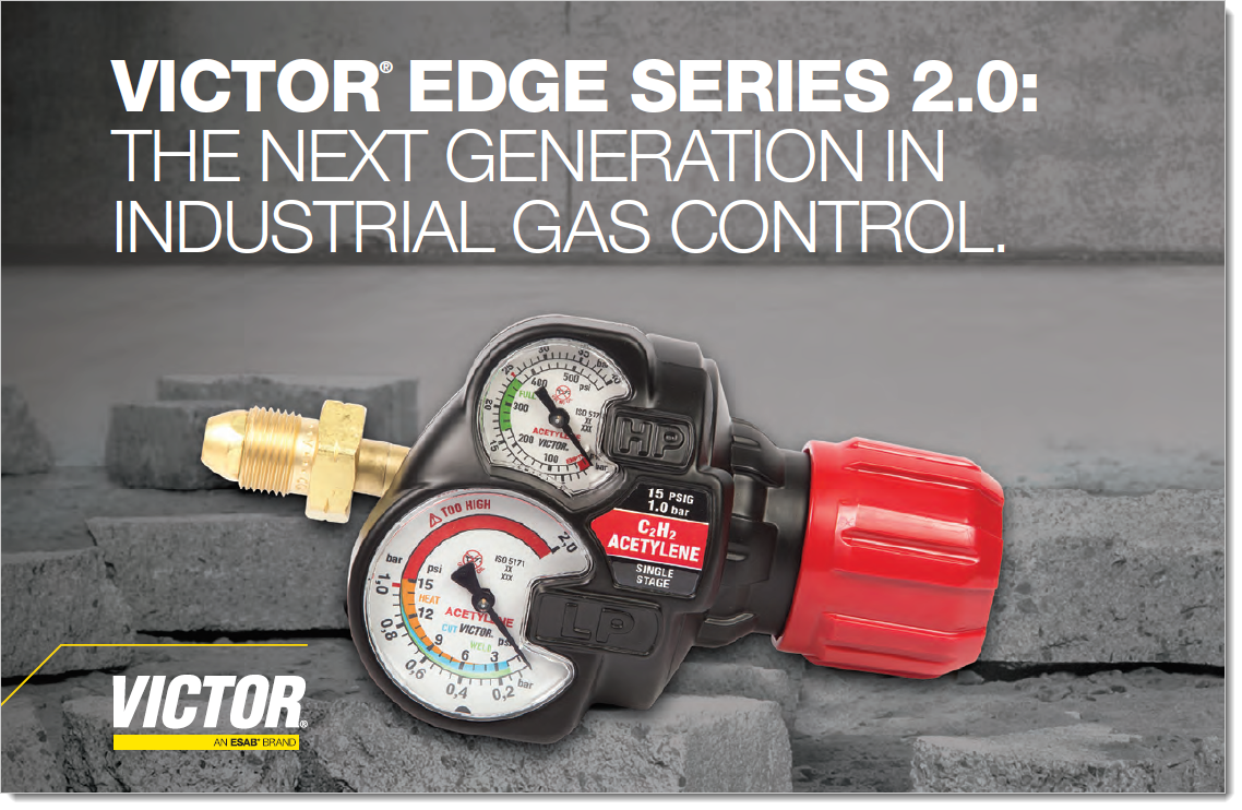 Edge Series Brochure Cover Graphic